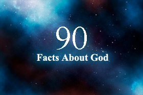 90 Facts About God