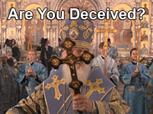 Are You Deceived?