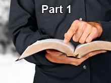 How to Study the Bible Part 1