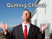 Quitting Church