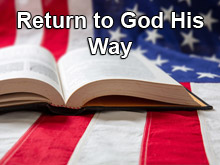Return to God His Way