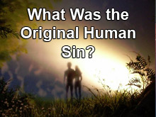 What Was the Original Human Sin?